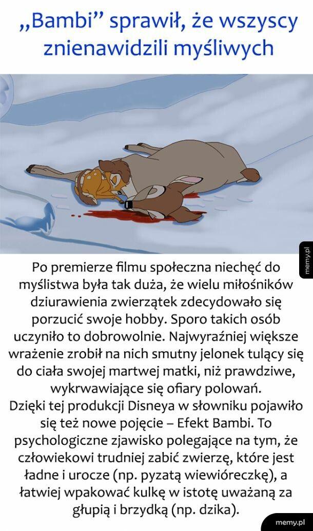 Efekt Bambi