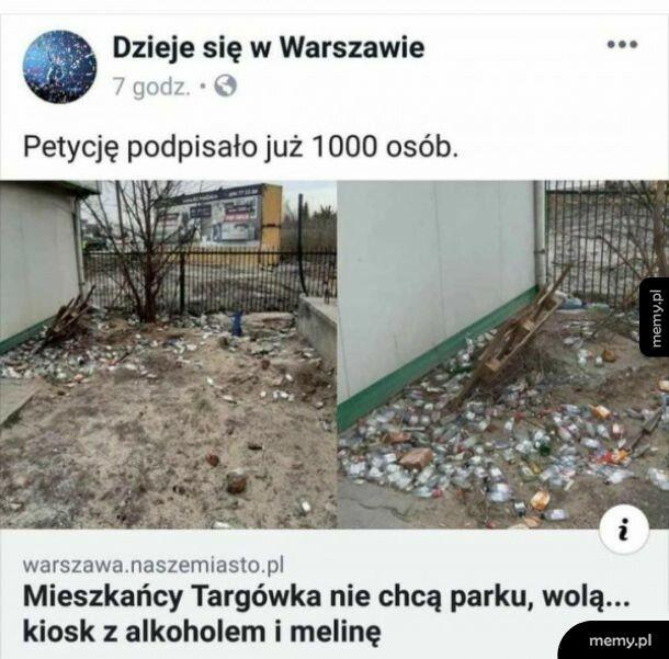 Tymczasem w Warszawie