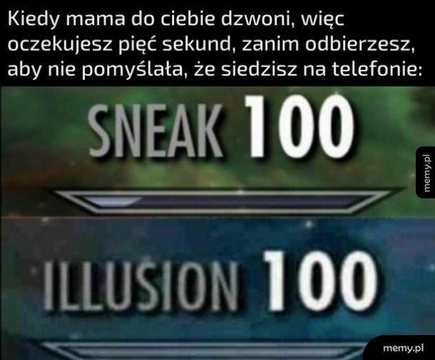 Telefon i mama