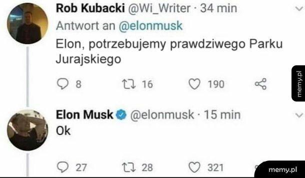 Dajesz, Elon!