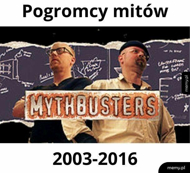 Pogromcy mitów
