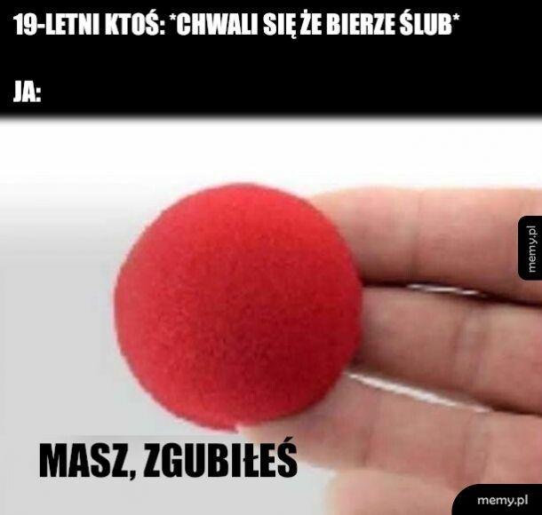 Nosek na gumkę