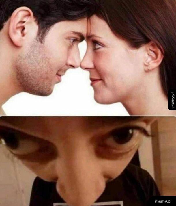 Czułe spojrzenie