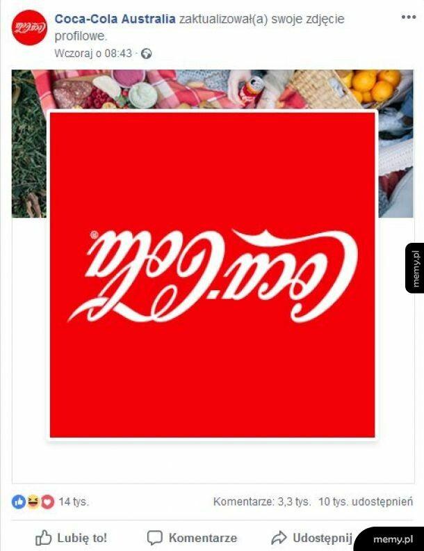 Coca Cola Asutralia
