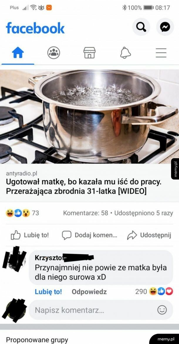 Gotowana matka