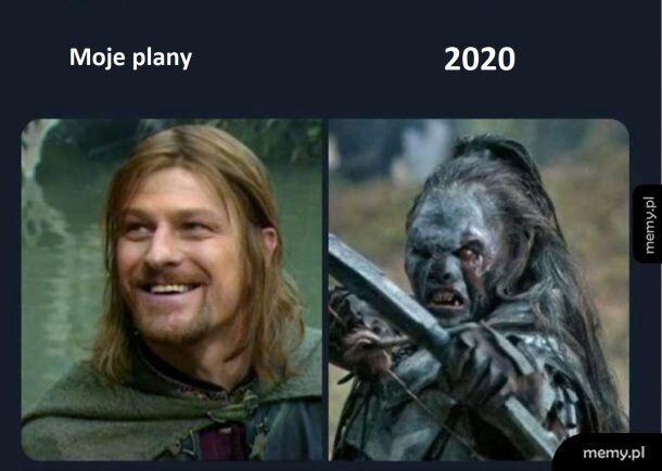 Panie 2020 ja już nie chcę. Możemy rozejść się w pokoju do domów?