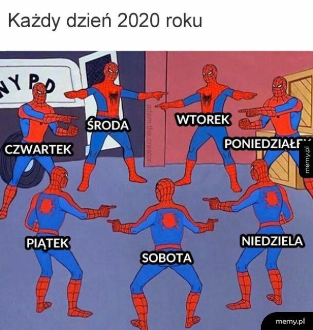 Dni w 2020