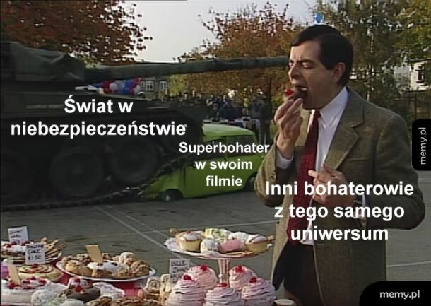Superbohaterowie