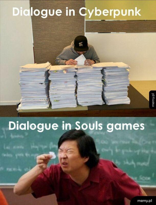 CP vs Souls