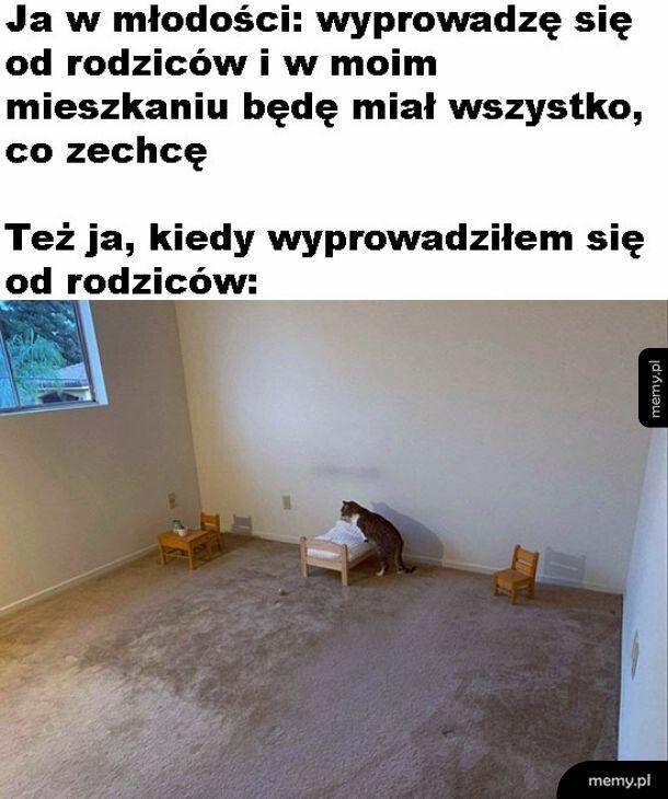 Własne mieszkanie