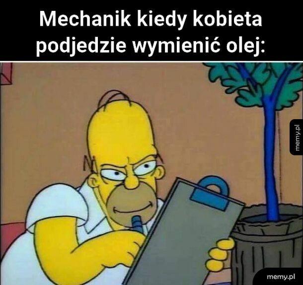 Typowy mechanik