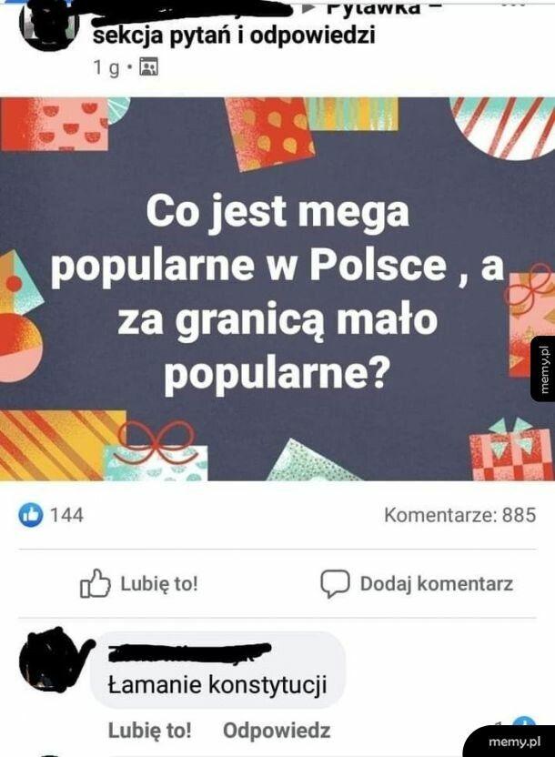 Mega popularne w Polsce