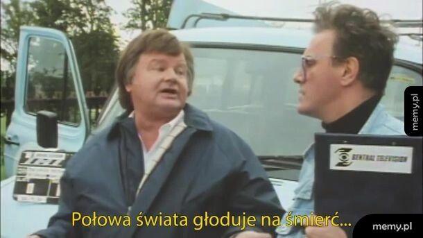 Benny Hill - Socjalizm (1989)
