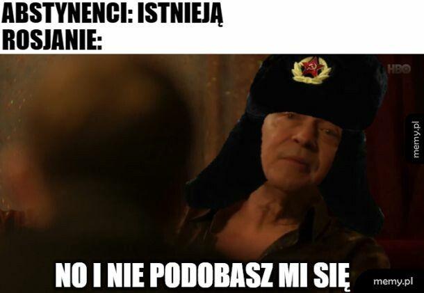 Rosjanie
