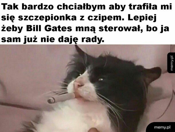 Prośba do Billa Gatesa