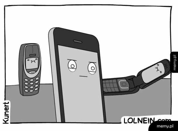 Smartfony tak nie potrafią