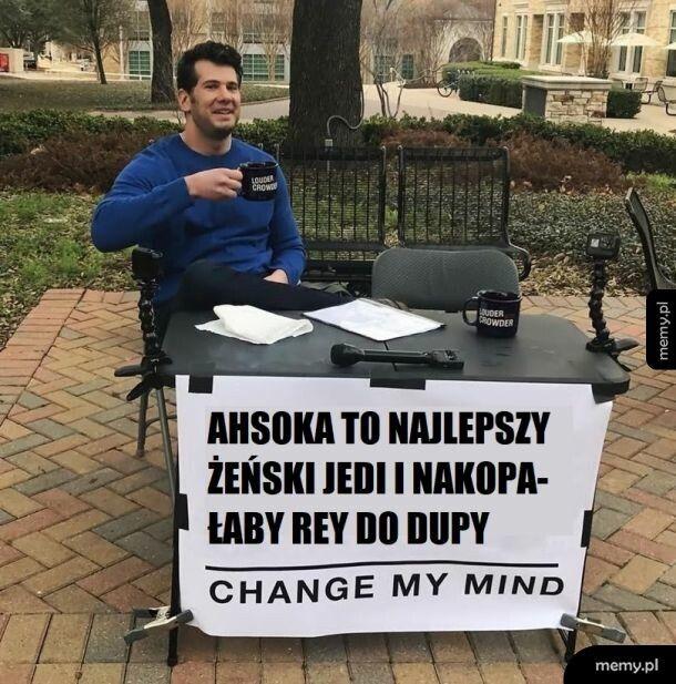 Rey jest tylko ładna, ale postać jest do kitu