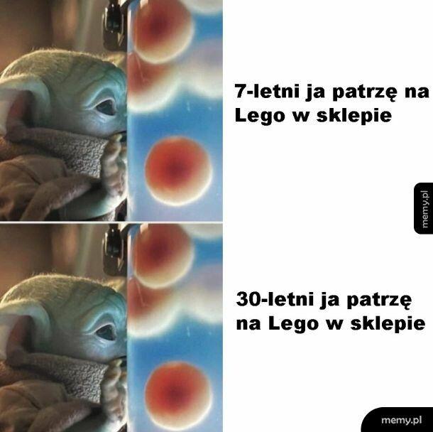 Lego zawsze spoko