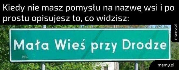 Nazwa wsi