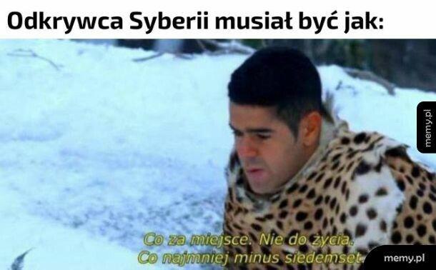 Odkrywca Syberii