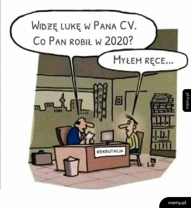Luka w CV...