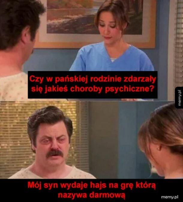 Choroby psychiczne