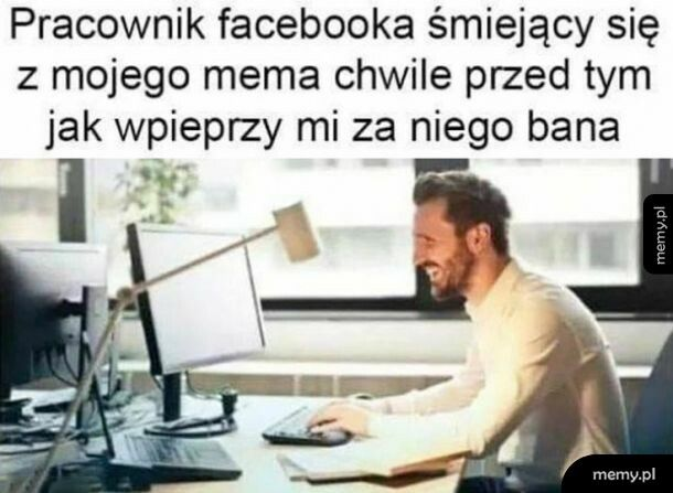 Pracownik facebooka