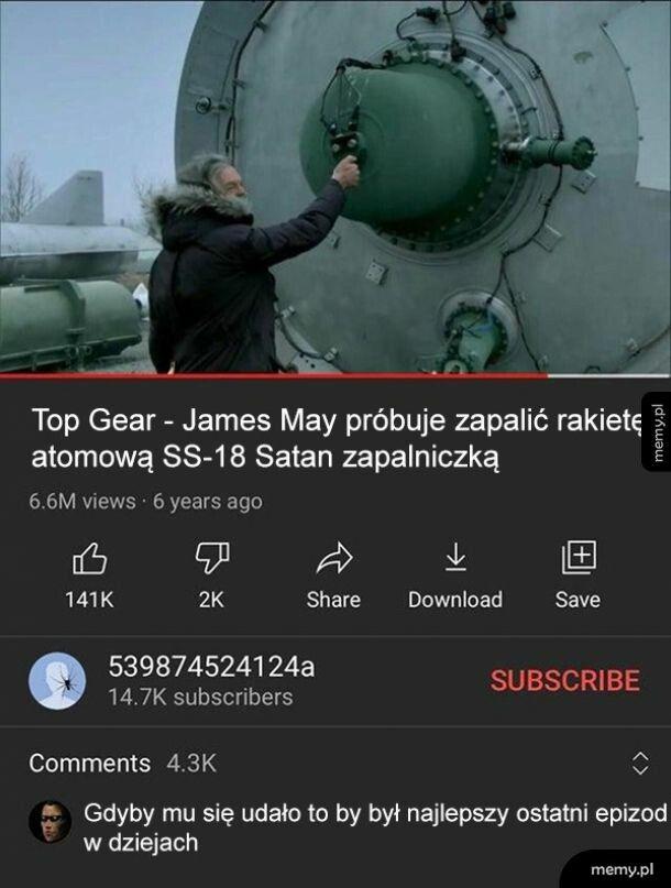 Rakieta atomowa
