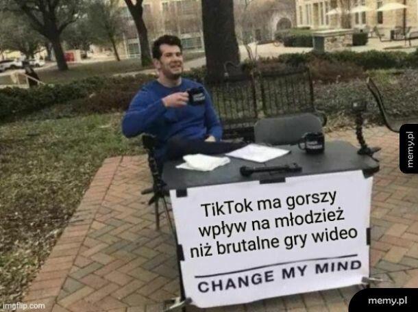 Wpływ TikToka