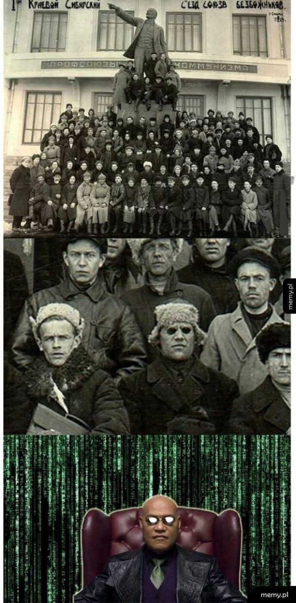 Związek matriksów radzieckich