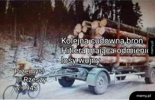 Broń Hitlera