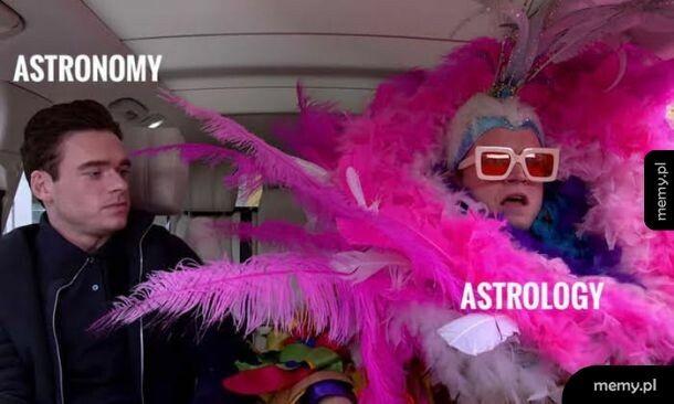 Astronomia i astrologia