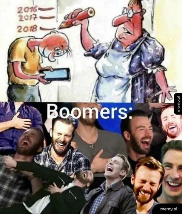 Boomerzy
