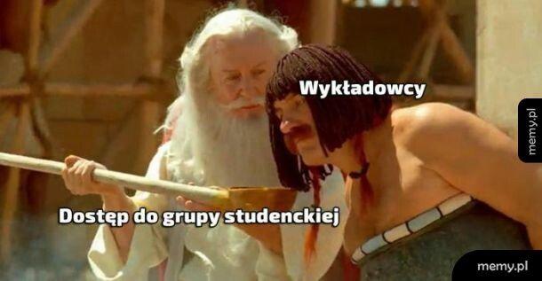 Grupa studencka