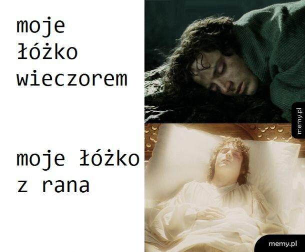 Trudno zasnąć i wstać