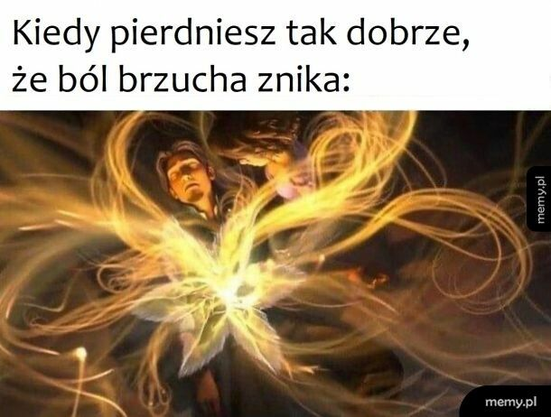 To uczucie..