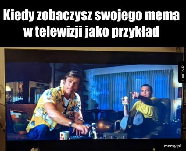 Mem w TV