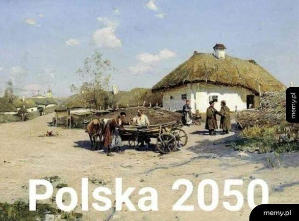 Coraz bardziej polska ta Polska