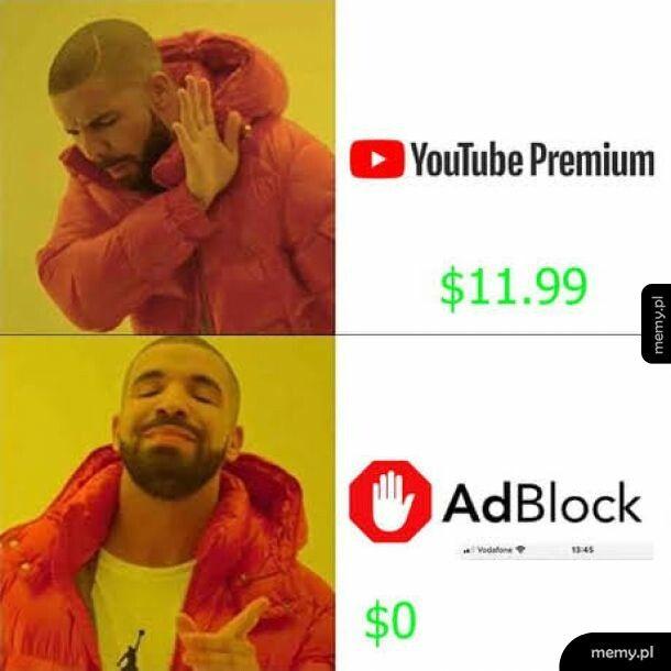 No i po co przepłacać