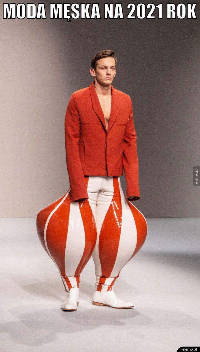moda męska na 2021 rok