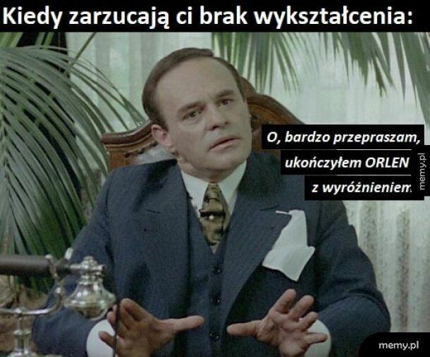 Obajtek skończył studia w Orlenie