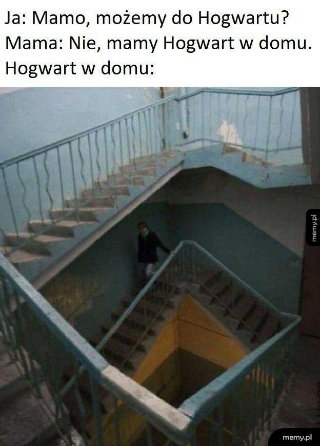 Hogwart w domu