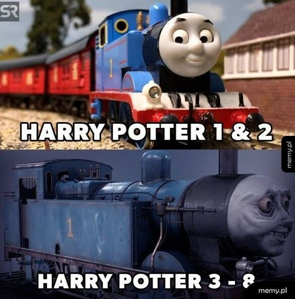 Filmy z serii Harry Potter