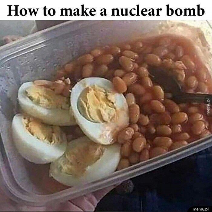 Przepis na bombę biologiczną :D