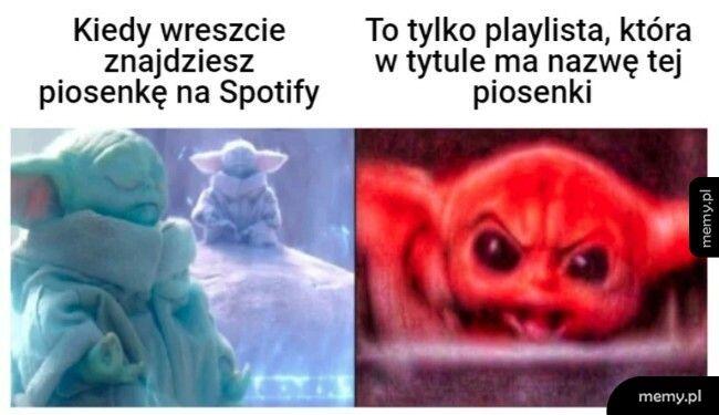 Piosenka na Spotify