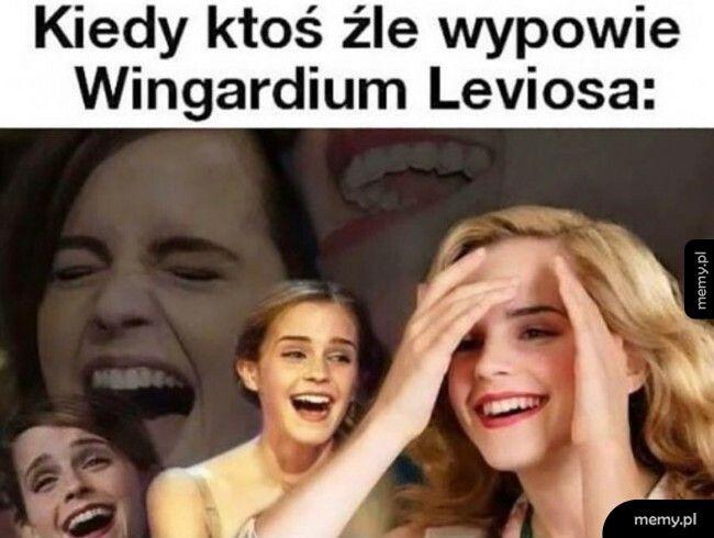 LeviOsa, nie LeviosA