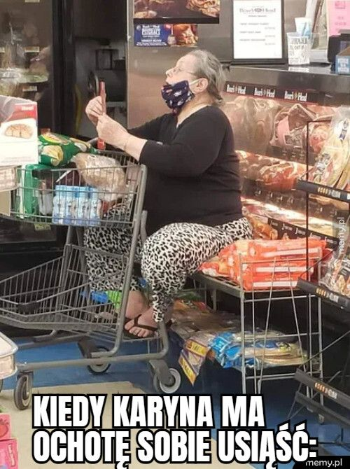 Typowa Karyna