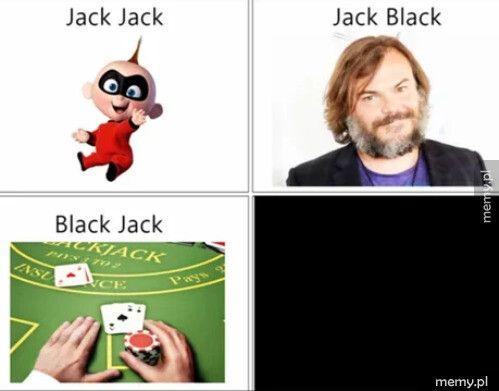 Jack² + Black²