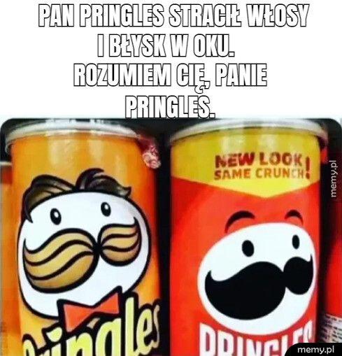Pan pringles