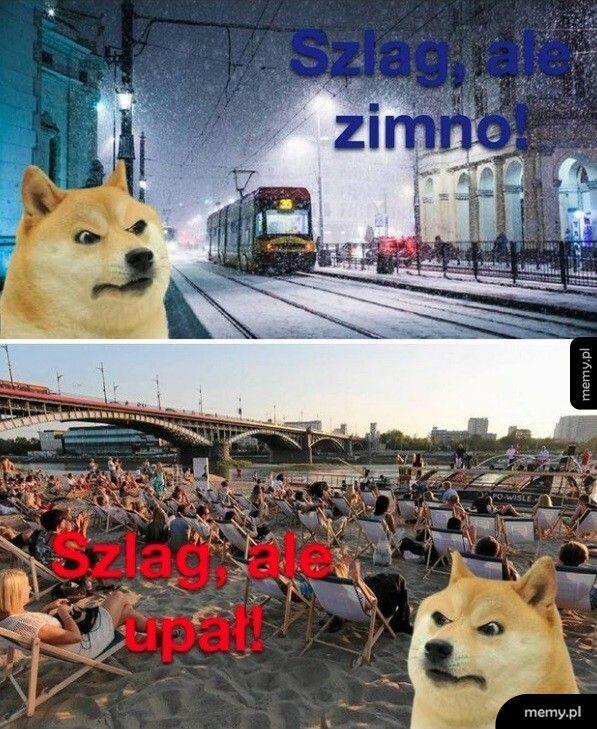 Polacy i pogoda